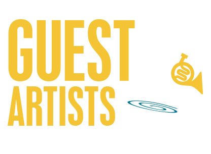 growing stage guest artists