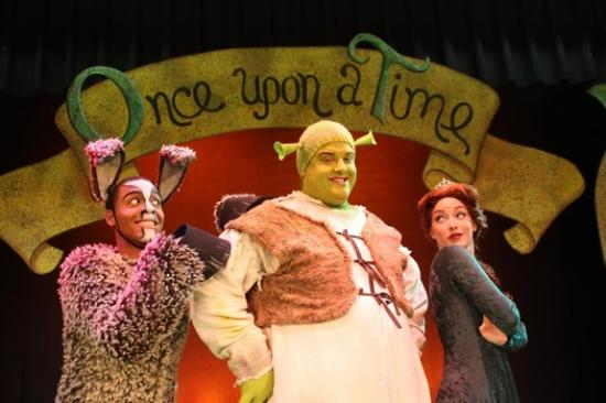 Shrek the Musical at the Growing Stage Theater in New Jersey