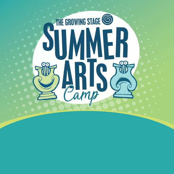 Growing Stage Education Summer Art Camp