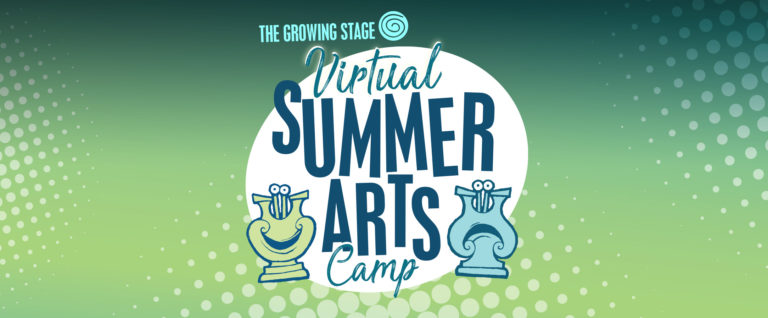 growing stage virtual summer arts day camp