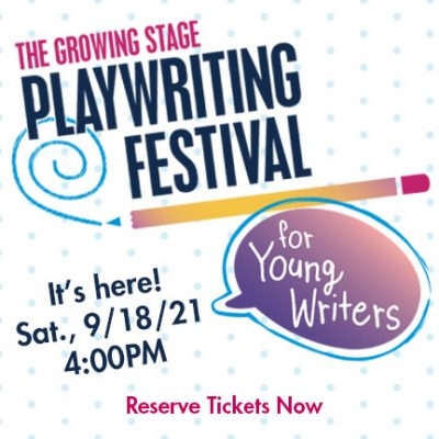 TGS Playwriting Festival for Young Writers