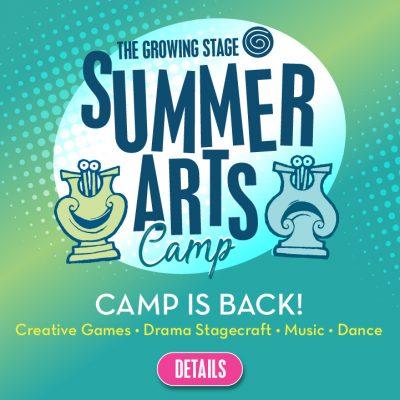 TGS Summer Arts Day Camp